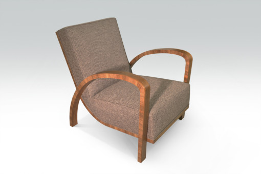 The Skyline Armchair