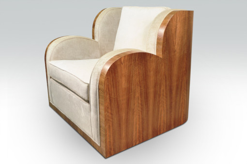 Art Deco Armchair - The Emperor Armchair