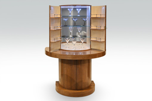 The Atlantic Cocktail Cabinet